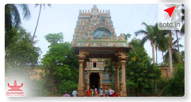 Madurai - Trichy with Rameswaram Darshan
