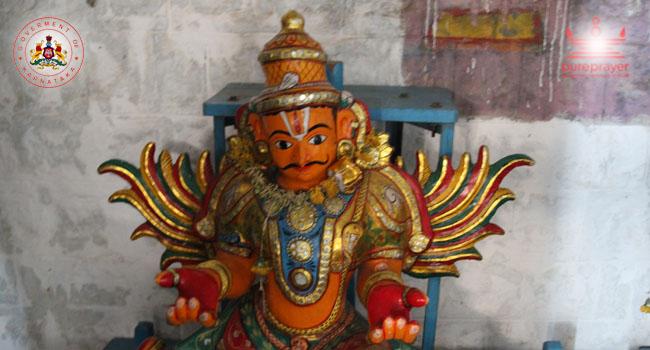 Garudotsava seva / ಗರುಡೋತ್ಸವ ಸೇವಾ