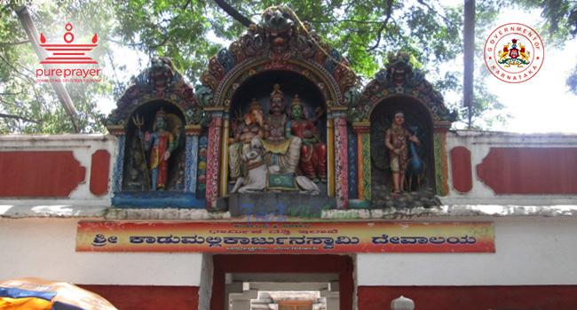 Sri KaduMalleshwara Temple / ಶ್ರೀ...