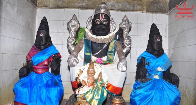 ஸ்ரீ வேதா நாராயண பெருமாள்...