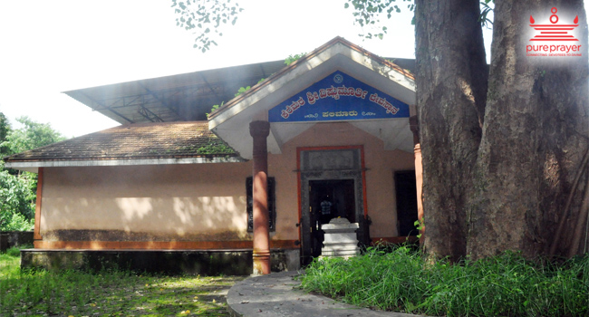 Kerematha Sree Vishnumurthy Devastana – Palimaru