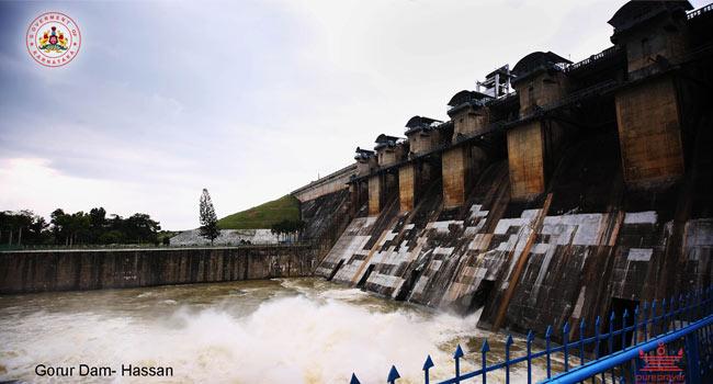 Gurur Dam / ಗೊರುರು ಅಣೆಕಟ್ಟು