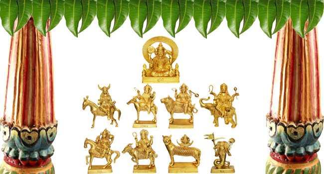 Grahanashanti Seva / ಗ್ರಹಣಶಾಂತಿ ಸೇವೆ