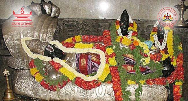 Ammanavara Abhisheka / ಅಮ್ಮನವರಿಗೆ ಅಭಿಷೇಕ