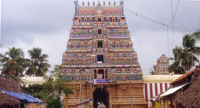 Thenupuriswarar Temple / அருள்மிகு தேனுபுரீஸ்வரர் திர..