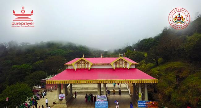 Talacauvery Temple – Bhagamandala