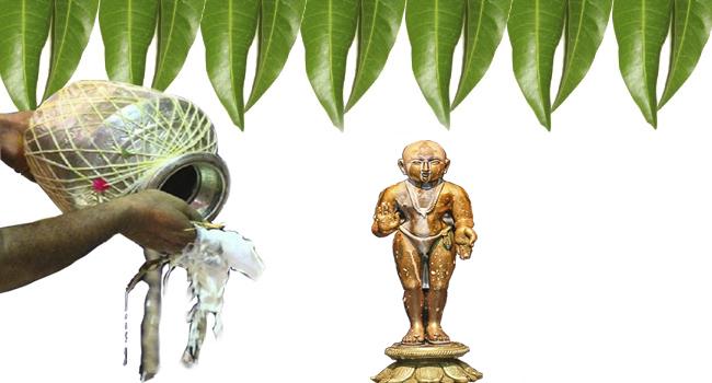 Taila Abhyanjana Seva / ತೈಲಾಭ್ಯಂಜನ ಸೇವೆ
