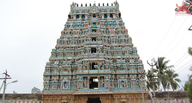 Thenupuriswarar Temple Patteeswaram /...