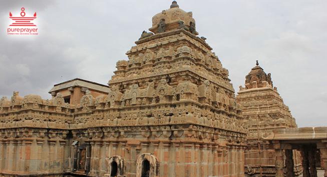 Sri Bhoga Nadishwara Temple, Nandi Graama / ಶ್ರೀ ಭೋಗ...