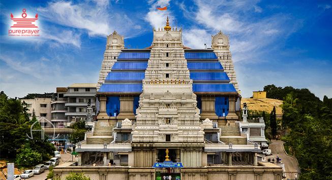 ISCON Temple / ಇಸ್ಕಾನ್ ದೇವಸ್ಥಾನ