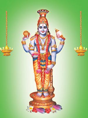 Main Deity / പ്രധാന പ്രതിഷ്ഠ