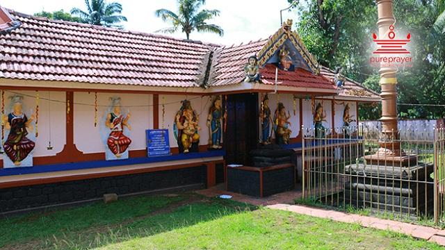 Kizhakke Kadungalloor Sree Bhuvaneshwari Mahadevi Temple – Ernakulam