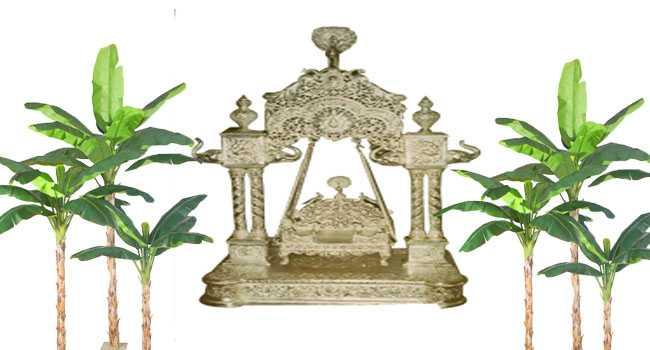 Dolotsava / Tottilu Seva (Thursday) / ಡೋಲೋತ್ಸವ / ತೊಟ್ಟಿಲು ಸೇವೆ (ಗುರುವಾರ)