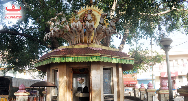 Kote Sri Anjaneya Swamy Temple – Tumakuru