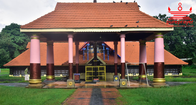 Tiruvanchoor Sree Subrahmanya Swamy Temple