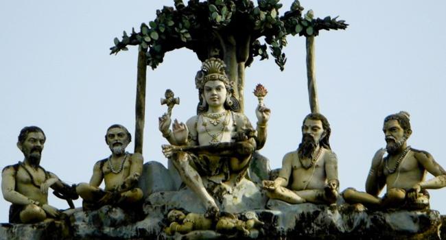 Temple Architecture: