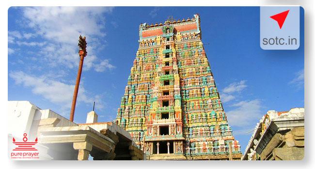 Madurai with Srivilliputhur Darshan