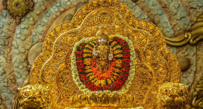 Ratna Kavacha Seva / ಪ್ರಹ್ಲಾದರಾಜರಿಗೆ ರತ್ನಕವಚ ಸೇವೆ