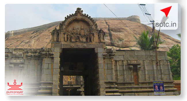 Madurai - Trichy with Narsimhar Darshan