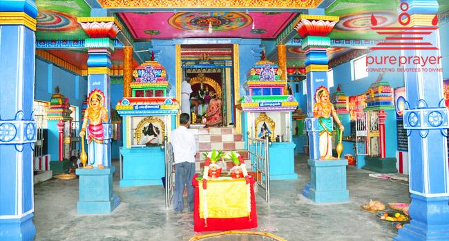 Sri Sowarna Akarshna Bairavar Thirukoil