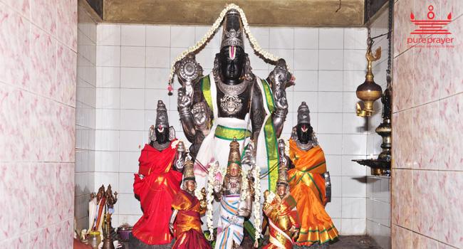 Sri Varadharaja Perumal Temple – Kumbakonam