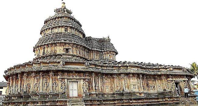 Shringeri Sharadamba Temple / ಶೃಂಗೇರಿ ಶಾರದಾಂಬ...