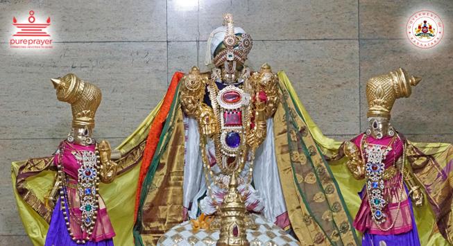 Kalyanotsava or Srinivasa Kalyana / ಕಲ್ಯಾಣೋತ್ಸವ ಅಥವಾ ಶ್ರೀನಿವಾಸ ಕಲ್ಯಾಣ