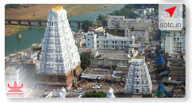 Sri Kalahasti Darshan with Kanchipuram