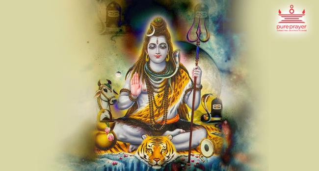 Shiva Puje / ಶಿವ ಪೂಜೆ