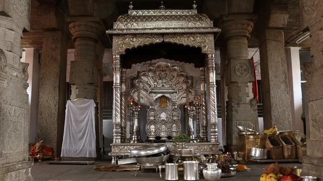 Sri Sripadaraja Mutt  Narasihma Teertha  – Mulabagalu