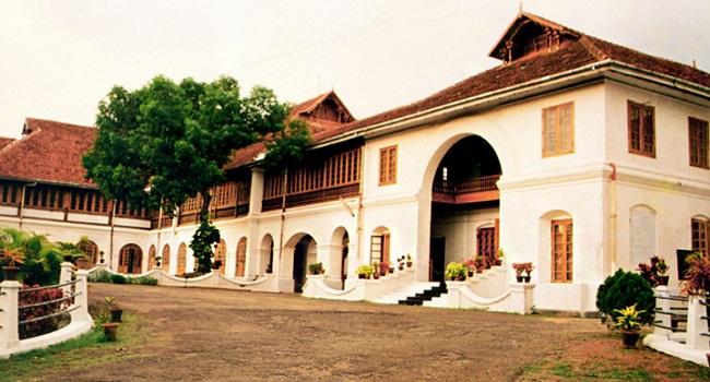 Thripunithura Hill Palace Archeological museum/...