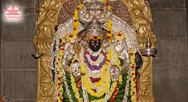 Maha Pooje / ಮಹಾ ಪೂಜೆ / Silver Coin Archane / ಬೆಳ್ಳಿ ನಾಣ್ಯ ಅರ್ಚನೆ