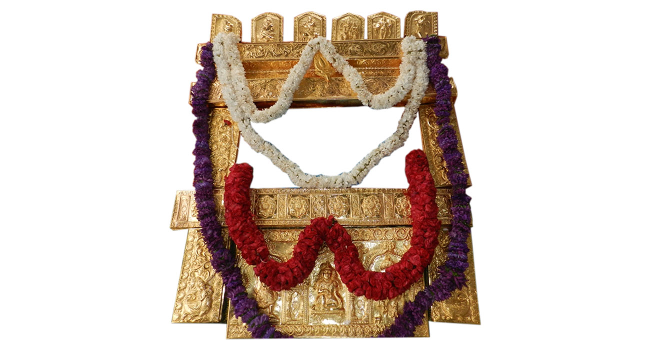 Kanaka Kavacha Seva / ಕನಕ ಕವಚ ಸೇವೆ