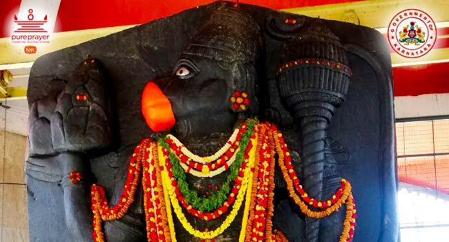 Sri Prasanna Veeranjaneya Swamy Temple-Mahalakshmi Layout