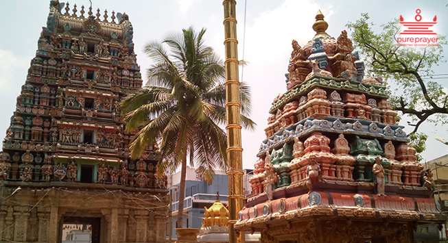 Someshwar Temple, Ulsoor / ಸೋಮೆಶ್ವರ ದೇವಾಲಯ...