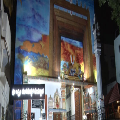 Sri Lakshmi Venkateswara Temple – Srinivasanagar