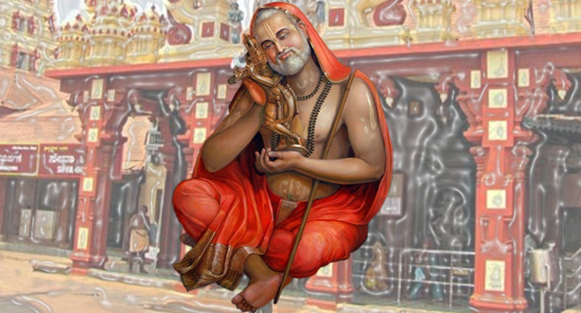 Sri Krishna's idol / ಶ್ರೀ ಕೃಷ್ಣನ ಪ್ರತಿಮೆ