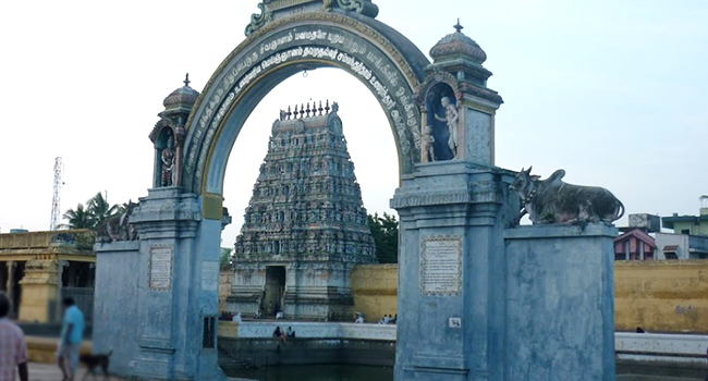 Sattainathar temple Images