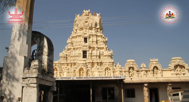 Sri Cheluvanarayana Swamy Temple – Melukote