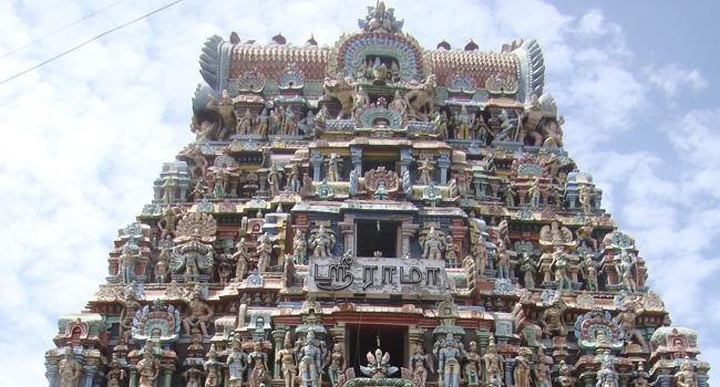 Sri Ramaswamy Temple / அருள்மிகு ராமசாமி திருக்கோவில்