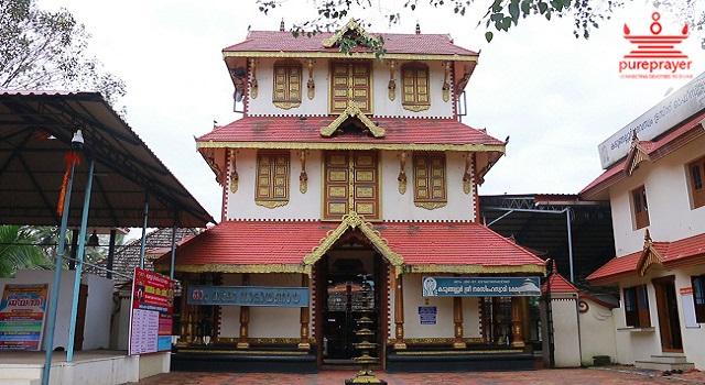 Kadungalloor Sree Narasimha Swami Temple – Aluva