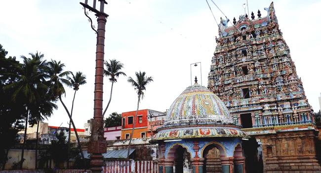 Chakrapani Temple / அருள்மிகு சக்கரபாணி திருக்கோவில்