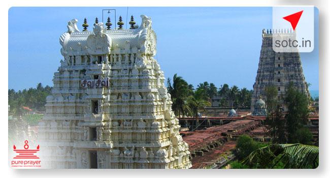 Madurai with Rameswaram Darshan