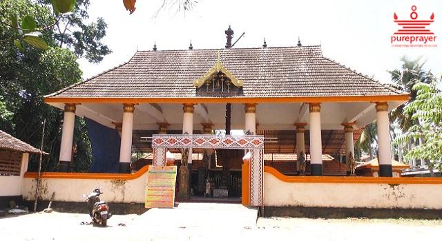 Muthukulangara Santhana Gopala Sree Krishna Swami Temple -Thrippunithura