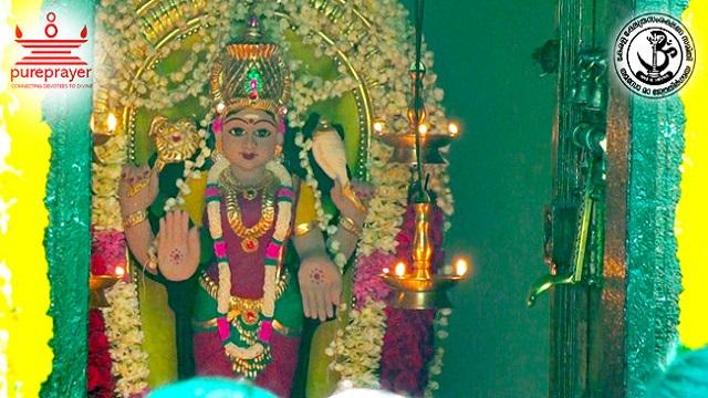 Anikulangara Sri Durga Bagavathy Kshethram