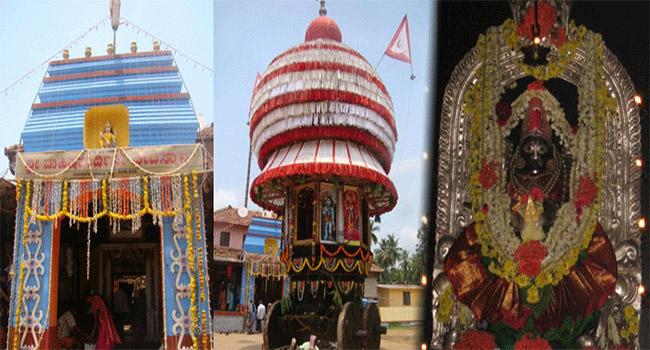 Sri Mahisha Mardhini Temple – Neelavara