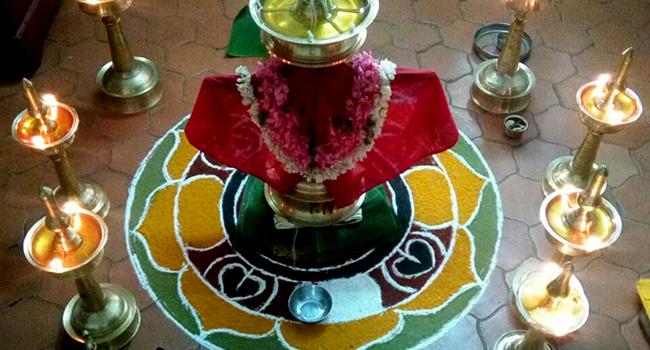 Bhagavathi Puja