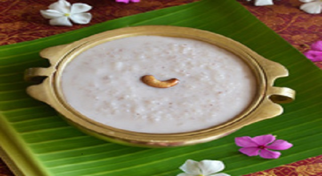 Palppayasam/പാൽപ്പായസം