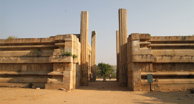 Raya Gopura / ರಾಯ ಗೋಪುರ