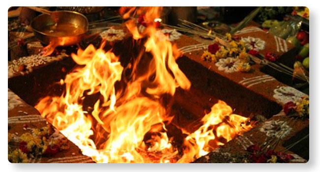 Runa Vimochana Rudra Homa